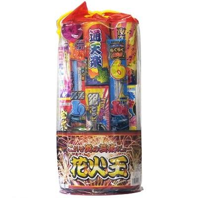【特価】特大花火セット 花火王L 8個セット 卸販売 イベント・催事・景品・お祭り