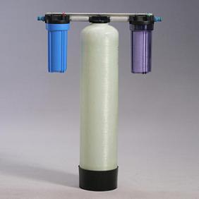 カートリッジ純水器 フィルターセットタイプ 樹脂量:40L CPF-40