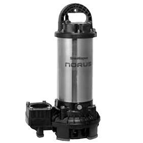 新明和工業 樹脂(高揚程) CRC型ポンプ CRC50D-F50N-51.5 フランジ接続形 自動排水スイッチ付 1.5Kw 50Hz