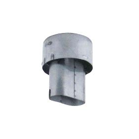 ケルヒャー 排気ユニット 排気アダプター φ150 4.656-058.0
