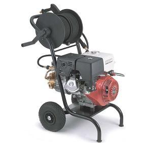 クランツレ エンジン式冷水高水圧洗浄機 B16-220