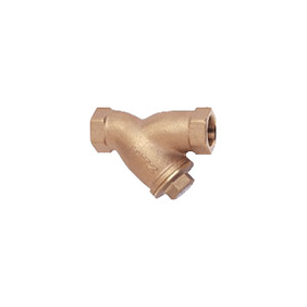 キッツ 青銅・黄銅バルブ Y形ストレーナ YK型 3/4インチ(20A) YK-3/4 | 配管 配管部品 ストレーナー 配管材料 自在型ストレーナー 濾過 ろ過 kitz ストレーナ 排水継手 ろ過機 ろ過器 井戸ポンプ 濾過器 ろ過装置 排水処理 砂こし器 砂取器 濁り バルブ 青銅バルブ