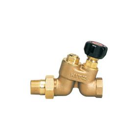 キッツ 青銅・黄銅バルブ バランサーバルブ BS20型 3/4インチ(20A) BS20