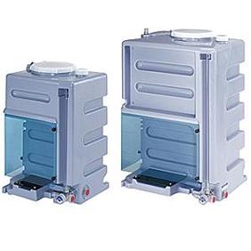 イワキポンプ 薬液タンク CT-U120N-4