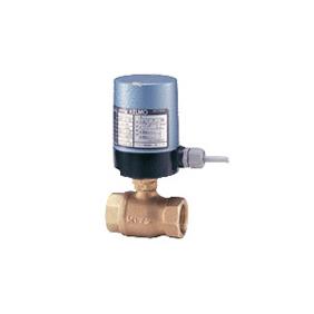 キッツ 電動バルブ 青銅製ボールバルブ EAL100-TE型 リレー内臓 1/2インチ(15A) EAL100-TE-1/2