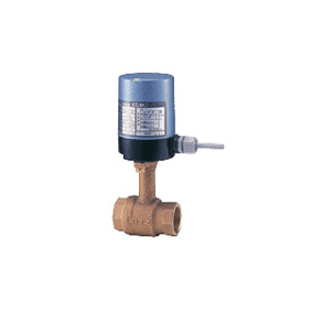 キッツ 電動バルブ 青銅製ボールバルブ EAL200-TLE型 リレー内臓 3/4インチ(20A) EAL200-TLE-3/4