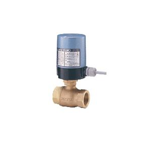 キッツ 電動バルブ 青銅製ボールバルブ ED12-TE型 1インチ(25A) ED12-TE-1