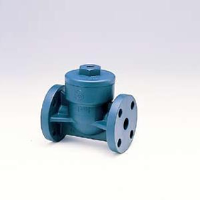 旭有機材工業 スイングチェックバルブ HI-PVC製 シート:EPDM 15A VSCORIEF015