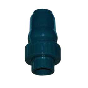 エスロン ボールチャッキバルブ PVC製 ねじ式 50A BCVVN50