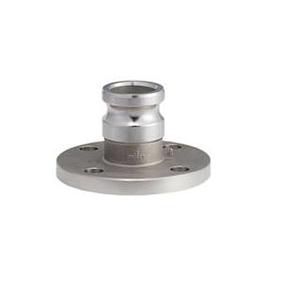 フィットトヨックス カムロックアダプター フランジ付(JIS10kg) アルミ合金製 5インチ 633-LAS-5A
