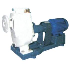 エバラポンプ FQN型 ナイロンコーティング製自吸ポンプ 50Hz 80FQN53.7D