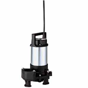 エバラポンプ DWSA型 樹脂製汚水・雑排水用水中ポンプ(ダーウィン) 50Hz 50DWSA5.4B