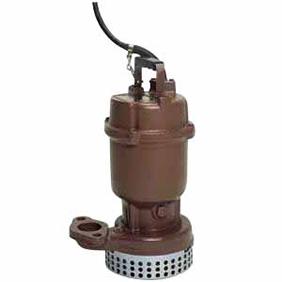 エバラポンプ DS型 汚水用水中ポンプ 60Hz 50DS6.75
