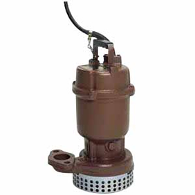 エバラポンプ DSA型 汚水用水中ポンプ 60Hz 50DSA6.4