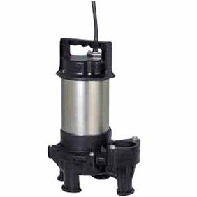 エバラポンプ DWVA型 樹脂製汚水・汚物用水中ポンプ(ダーウィン) 50Hz 50(40)DWVA5.25SB