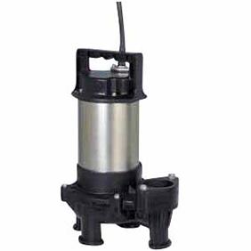 エバラポンプ DWVA型 樹脂製汚水・汚物用水中ポンプ(ダーウィン) 60Hz 65DWVA62.2