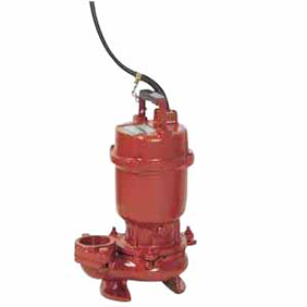 エバラポンプ DVSH型 セミボルテックス水中ポンプ 50Hz 80DVSH51.5