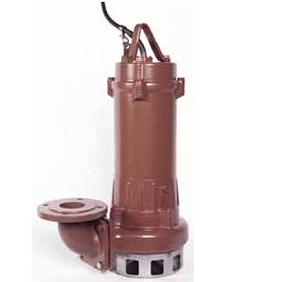 エバラポンプ DNJ型 雑排水用水中ポンプ 50Hz 65DNJ51.5