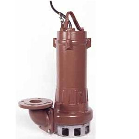 エバラポンプ DNJ型 雑排水用水中ポンプ 50Hz 80DNJ52.2