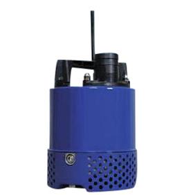エバラポンプ EZ型 一般工事排水用水中ポンプ 60Hz 50EZA6.45S