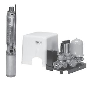 エバラポンプ HPBH型 深井戸水中ポンプユニット 50Hz 40(25)HPBH1452.2A