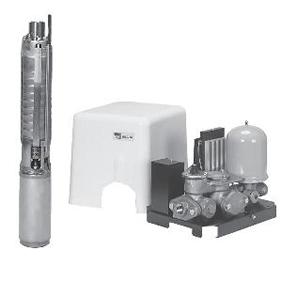 エバラポンプ HPBH型 深井戸水中ポンプユニット 60Hz 32(25)HPBH1762.2A