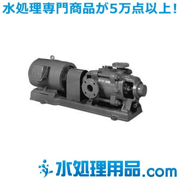 川本ポンプ 高揚程タービンポンプ 2極 K-M形 60Hz K-50×406×4-M15