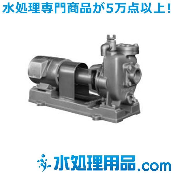 川本ポンプ 自吸タービンポンプ 2極 GS-M形 50Hz GS-405-MN0.4