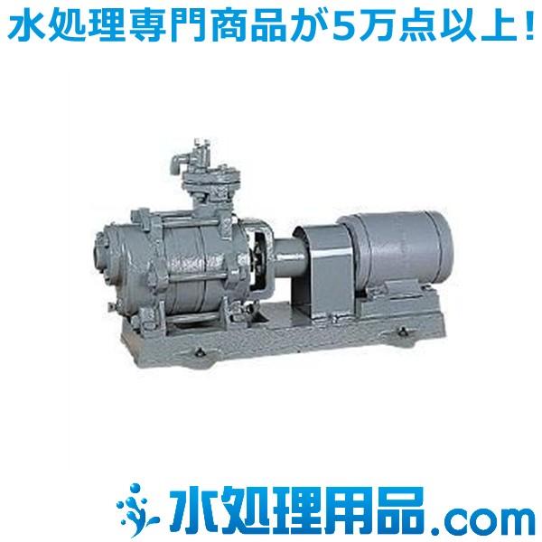 川本ポンプ 自吸タービンポンプ 2極 KS形 50Hz KS-405×4s-M5.5