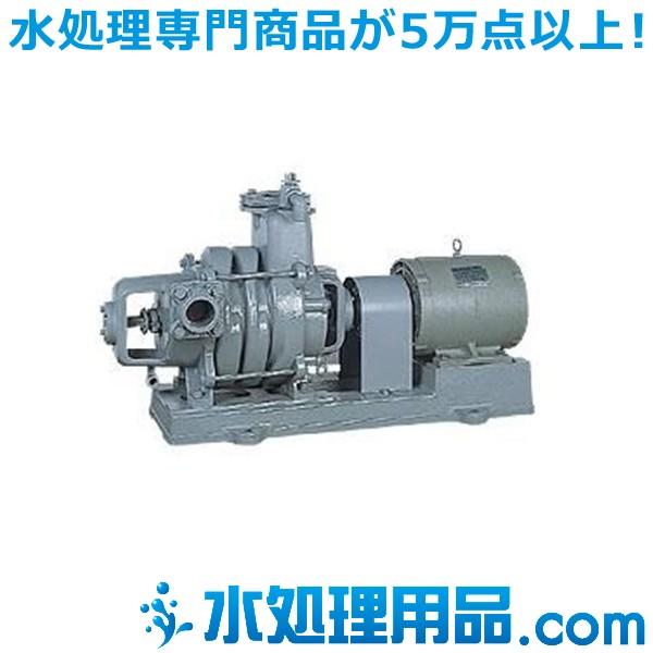川本ポンプ 自吸タービンポンプ 4極 TVS形 60Hz TVS-656×2-MN3.7