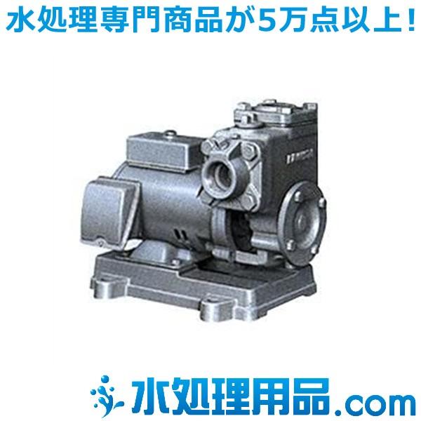 川本ポンプ 自吸カスケードポンプ 2極 CS-C形 60Hz CS-50-C1.5