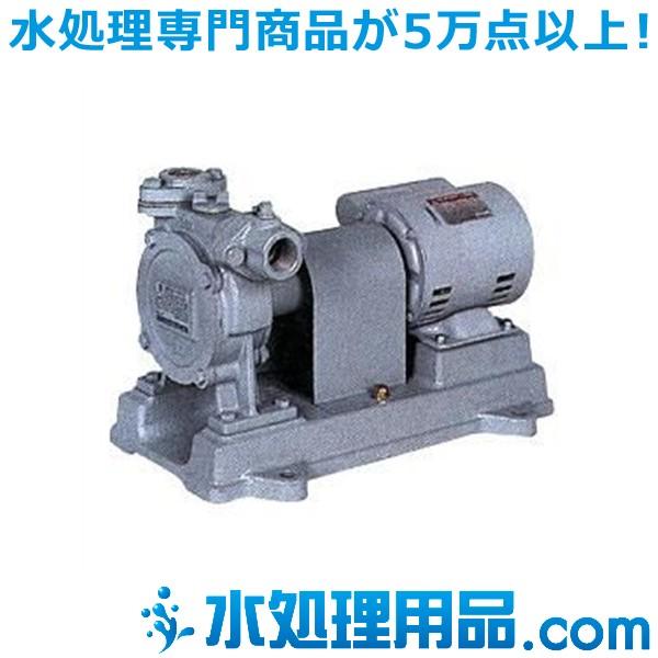 川本ポンプ 自吸カスケードポンプ 4極 CS2形 60Hz CS2-206-MN0.2T