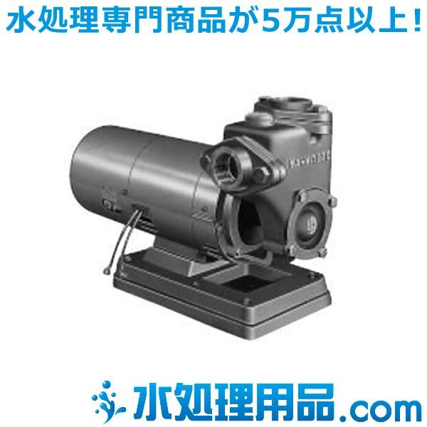 川本ポンプ ステンレス製自吸カスケードポンプ 2極 CSS-C形 50Hz CSS-405-C0.75