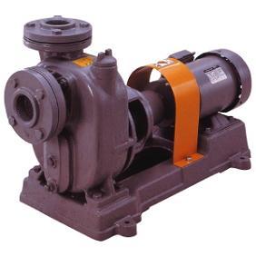 寺田ポンプ製作所 陸上ポンプ 鋳鉄製 直結自吸式 O-G形 60Hz モーターなし O-3GE
