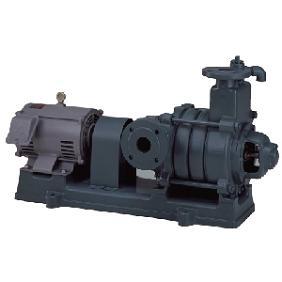 寺田ポンプ製作所 陸上ポンプ 鋳鉄製 直結自吸式 MFS形 50Hz 防滴モーター付き MFS3-52.25E