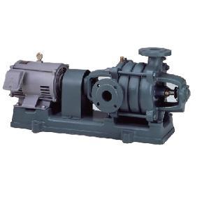 寺田ポンプ製作所 陸上ポンプ 鋳鉄製 直結非自吸式 MF形 60Hz 防滴モーター付き MF3-63.75E