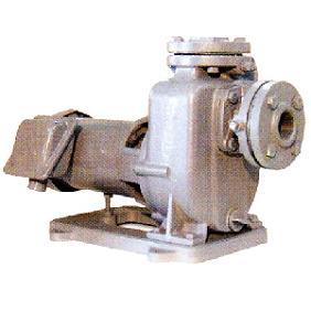 寺田ポンプ製作所 陸上ポンプ 鋳鉄製 直動自吸式 MPJ形 60Hz 屋外モーター付き MPJ3-63.71RN