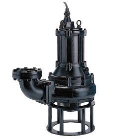 ツルミポンプ 水中スクリューポンプ ベンド仕様 SC型 100SC418.5