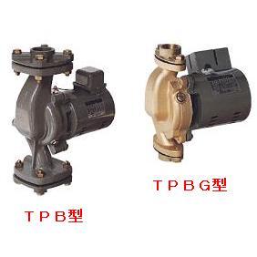 ツルミポンプ 冷温水循環ポンプ TPB(U)型 60Hz 25TPBZ-1033B