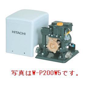 日立製作所 浅井戸用ポンプ 非自動 W-P400X5