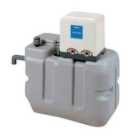 ナショナル(テラル) 受水槽付水道加圧装置 一般用 1000L RMB10-25PG-407ASM-6 60Hz