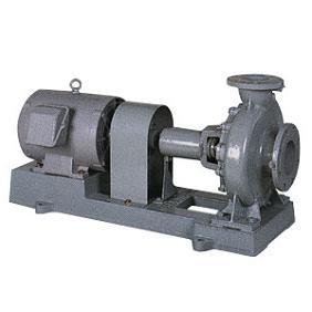 川本ポンプ うず巻ポンプ 2極 GE-2M形 60Hz GEH-406M-2MN0.75