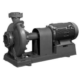 川本ポンプ うず巻ポンプ 4極 GF-4M形 60Hz GFO-150×1256-4M90