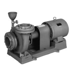 川本ポンプ うず巻ポンプ 4極 F形 60Hz F-1506-M18.5