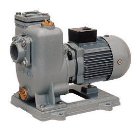 川本ポンプ 小型自吸うず巻ポンプ 2極 GSO(3)-C形 60Hz GSO-406-C0.75