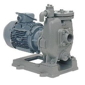 川本ポンプ 小型自吸タービンポンプ 2極 GS(2)-C形 50Hz GS2-405-C2.2