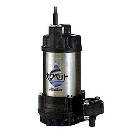 川本ポンプ 強化樹脂製排水水中ポンプ WUP3形 50Hz WUP3-505-0.4TG