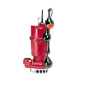 川本ポンプ 雑排水水中ポンプ YUK2形 50Hz 自動交互内蔵型 YUK2-505-0.75LN