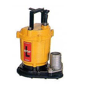 川本ポンプ 残水排水用ポンプ LU2形 50Hz LU2-505-0.4S