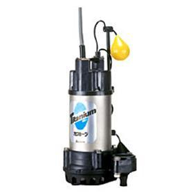 川本ポンプ チタン製水中ポンプ WUZ形 60Hz WUZ2-656-2.2